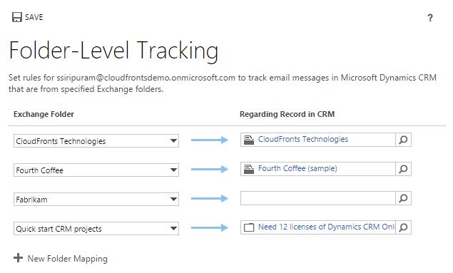 Configure Folder Tracking Rules - 2