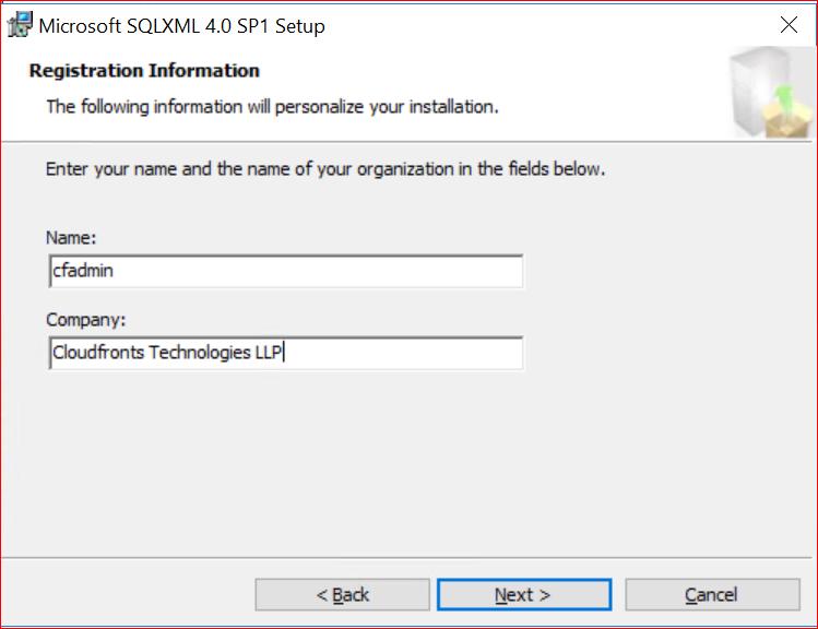 Installing biztalk server 2016 cloudfronts.