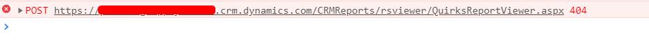 Error POST Message