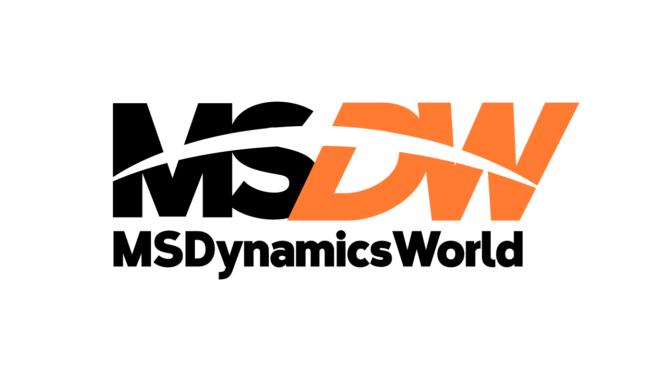 MS Dynamics world logo